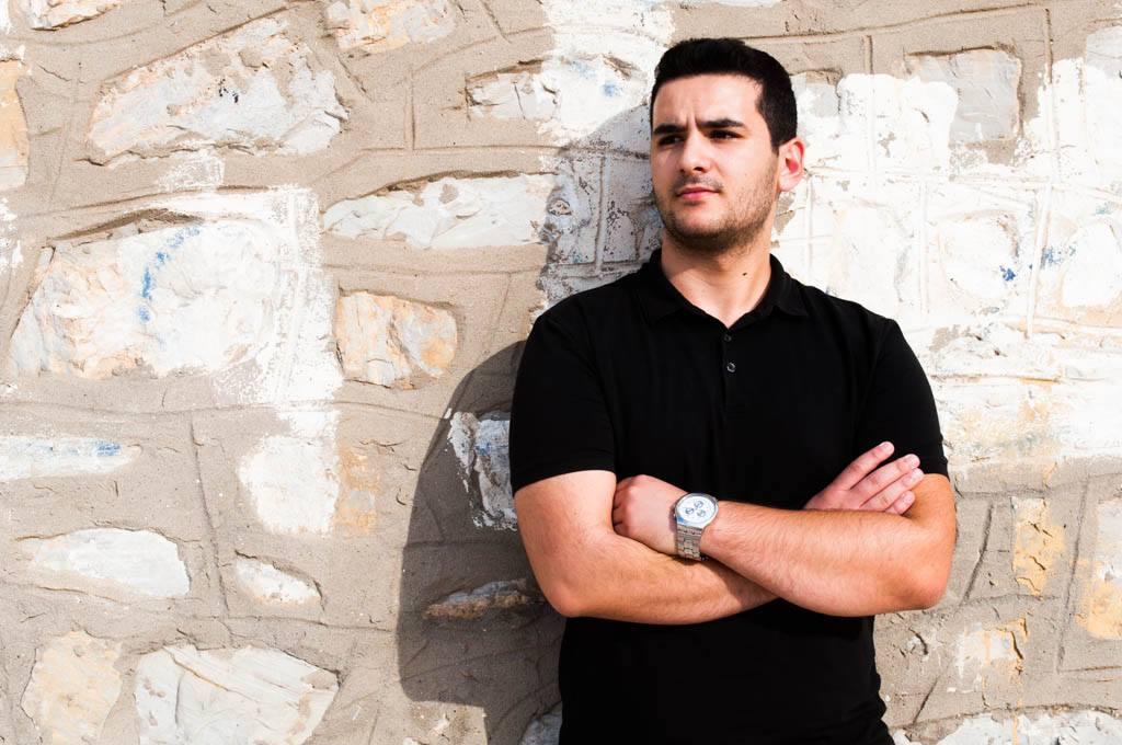 Ο Γιώργος Λαϊνάς αποκαλύπτεται στο inevros.gr