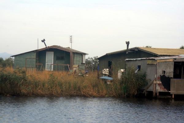 Υπουργική απόφαση για τις καλύβες αλιέων και κυνηγών στο Δέλτα του ποταμού Έβρου, ανακοίνωσε ο Π. Καμμένος