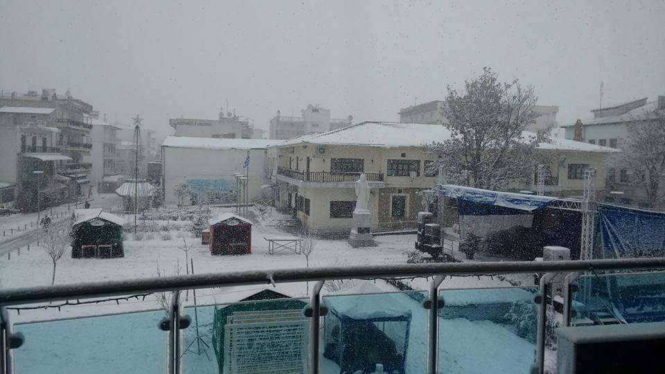 Όμορφες χειμωνιάτικες φωτογραφίες από τον χιονισμένο Βόρειο Έβρο !!!