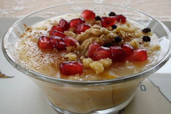 Το παραδοσιακό έδεσμα της Θράκης: #ΒΑΡΒΑΡΑ από τη διατροφολόγο Θεοδώρα Μπαλαφούτη