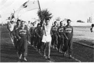 ΜΓΣ Εθνικός: Από τον Φώτη Κοσμά (1952), στην Αναστασία Καρακατσάνη (2016)