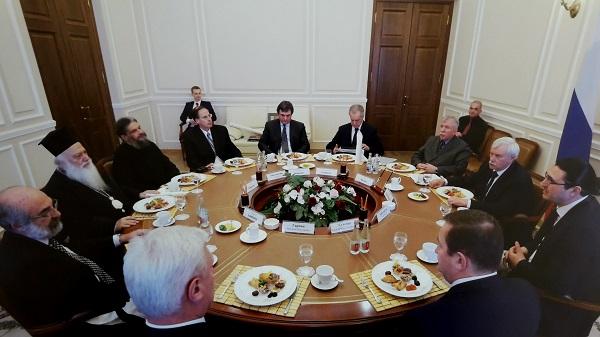 Ταξίδι του Δημάρχου Αλεξανδρούπολης στη Ρωσία
