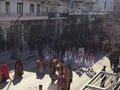 Με κάθε επισημότητα γιορτάστηκαν οι πολιούχοι της πόλης Αγ. Θεόδωροι στην Ορεστιάδα.