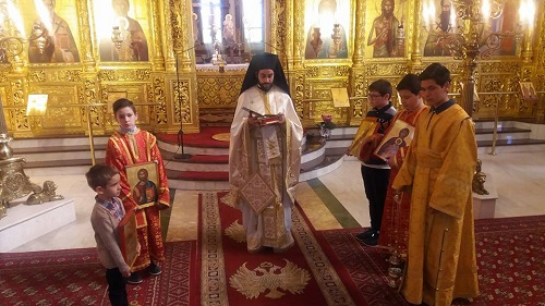 Γιορτάστηκε η Κυριακή της Ορθοδοξίας στο Διδυμότειχο