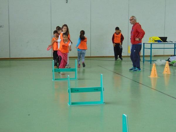 """200 μαθητές-τριες των Δημοτικών Σχολείων Σαπών έπαιξαν """"KIDS ATHLETICS"""""""