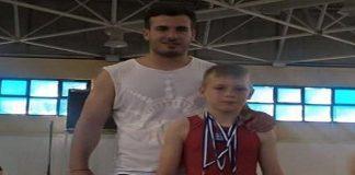 Αλεξανδρούπολη  Ένας 12χρονος μπόμπιρας διέπρεψε στο Πανελλήνιο Πρωτάθλημα  Ενόργανης Γυμναστικής e3b6f4f978f