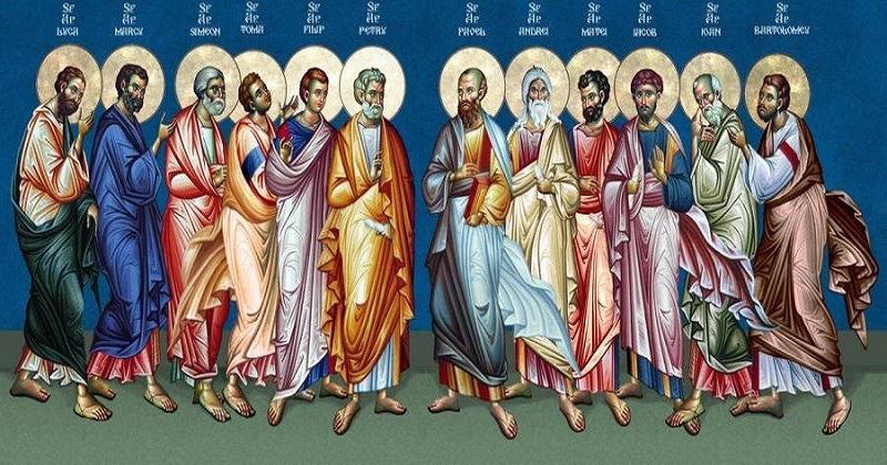Ποιοι ήταν οι Άγιοι Απόστολοι | InEvros.gr