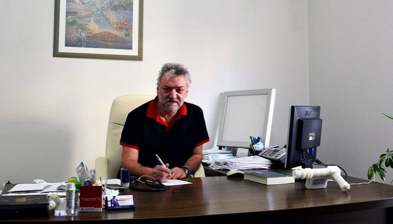 Ο νέος επικεφαλής της Αυτόνομης Κίνησης Πολιτών στην Ορεστιάδα