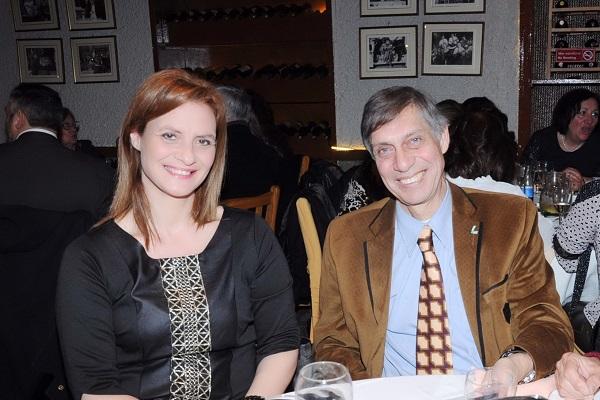 Με τους Ορεστιαδίτες της Αθήνας βρέθηκε η Μαρία Γκουγκουσκίδου