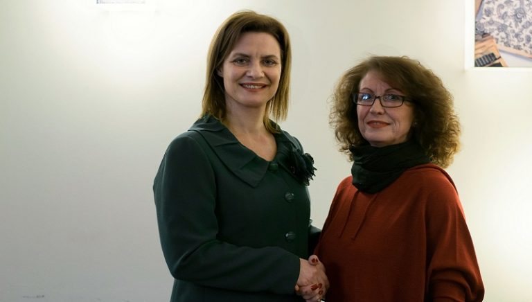 Νέα υποψηφιότητα στον συνδυασμό της Μαρίας Γκουγκουσκίδου