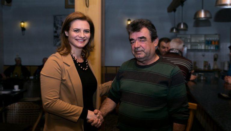 Yποψηφιότητα Γιάννη Θεοχαρίδη στον συνδυασμό της Μαρίας Γκουγκουσκίδου