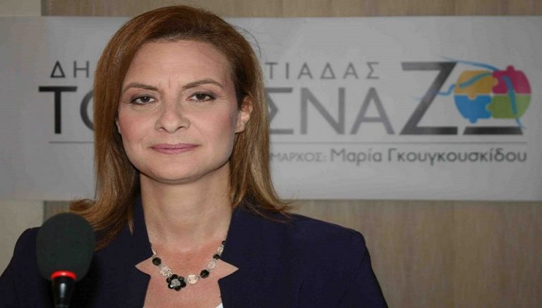 Συνέντευξη της Μαρίας Γκουγκουσκίδου στην εκπομπή Αγροτικό Βήμα