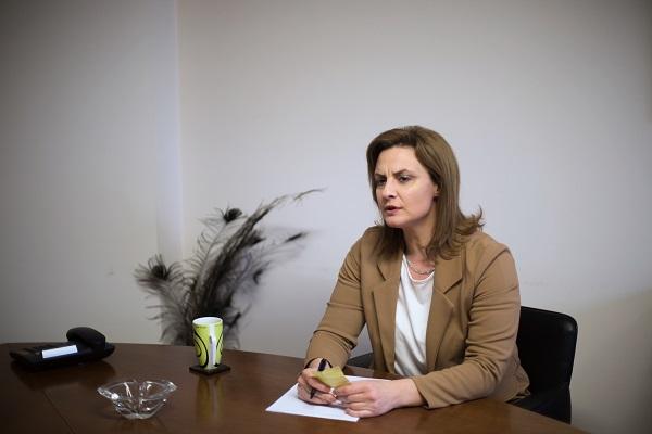 """Γκουγκουσκίδου: """"Οι υποψήφιοι της παράταξης μας, δέχονται αφόρητες πιέσεις για παραίτηση"""""""