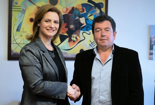Και νέο υποψήφιο ανακοίνωσε η Μαρία Γκουγκουσκίδου