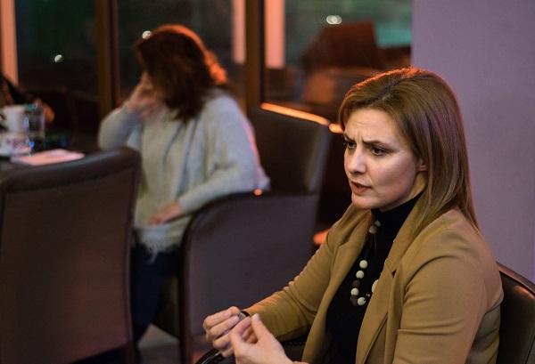 Γκουγκουσκίδου: «Ένα μεγάλο μηδενικό το έργο του κ.Μαυρίδη»