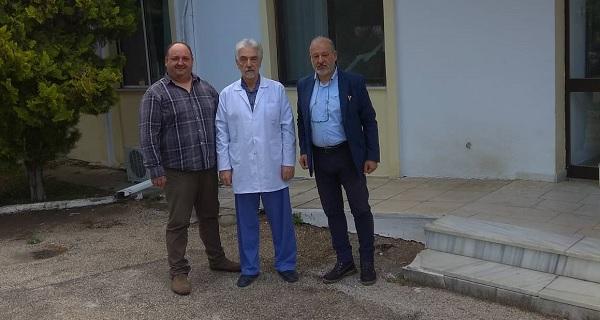 Περιοδεία στον Βόρειο Έβρο πραγματοποίησε ο υποψήφιος Περιφερειάρχης κ. Ανδρέας Καραγιώργης