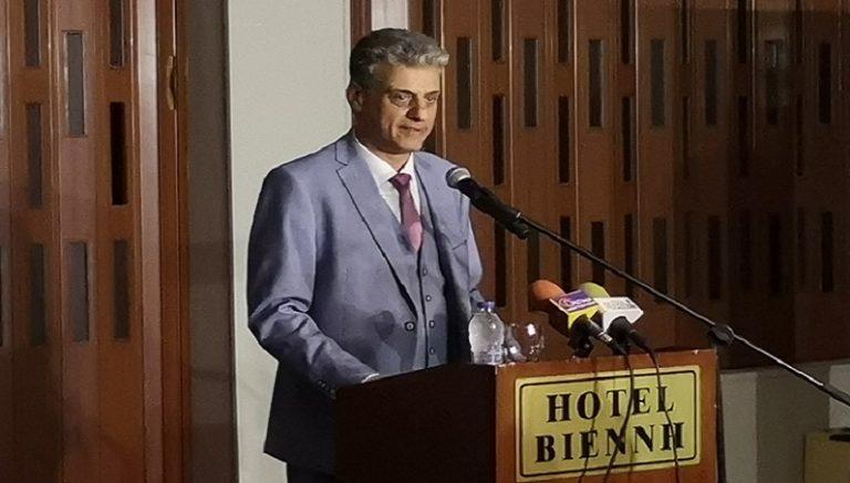 Παρουσίασε τους πρώτους υποψηφίους του ο Βασίλης Μαυρίδης