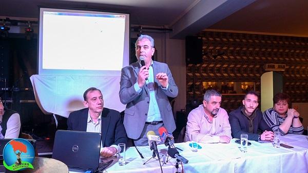 Ακόμη δύο υποψηφίους παρουσίασε ο Χρήστος Καζαλτζής