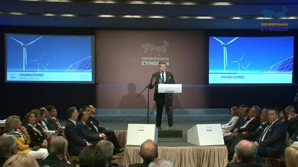 Παρουσίασε τους υποψηφίους της παράταξης του ο Χριστόδουλος Τοψίδης
